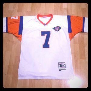 John Elway Denver Broncos throwback jersey XL